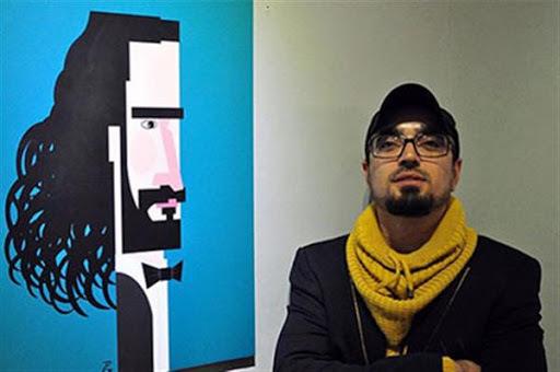 کارتونیست ایرانی جایزه ویژه جشنواره روسی را دریافت کرد