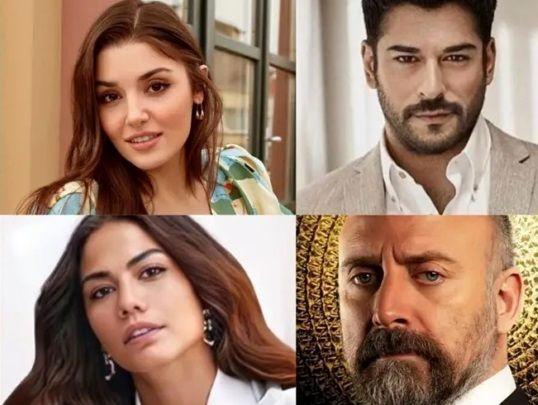بازیگران سریالهای ترکی چقدر دستمزد میگیرند؟