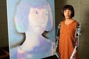 موزه طراحی لندن میزبان نمایش نقاشیهای اولین ربات هنرمند در جهان