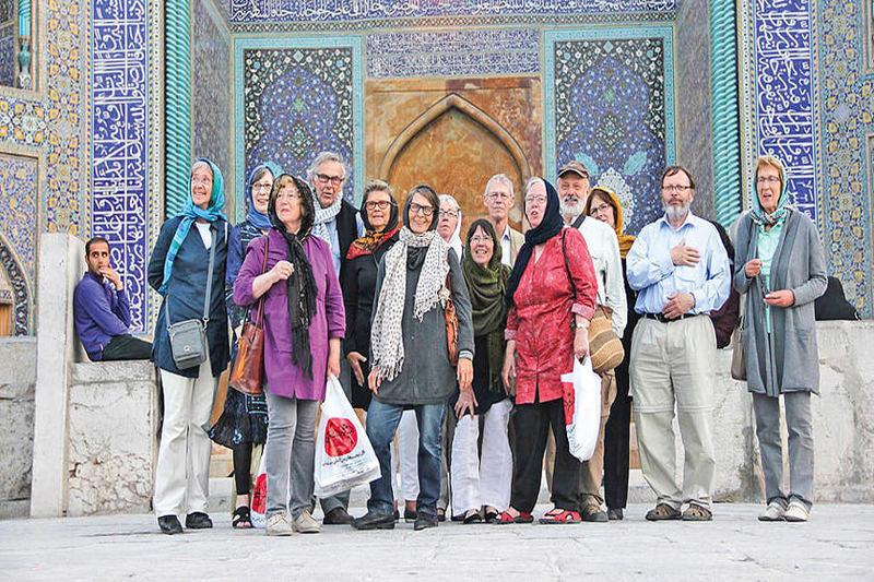 اوج گیری کرونا در ایران مانع ورود گردشگران شد