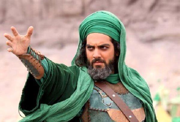 روایت بهادر زمانی از بازی در نقش حضرت عباس