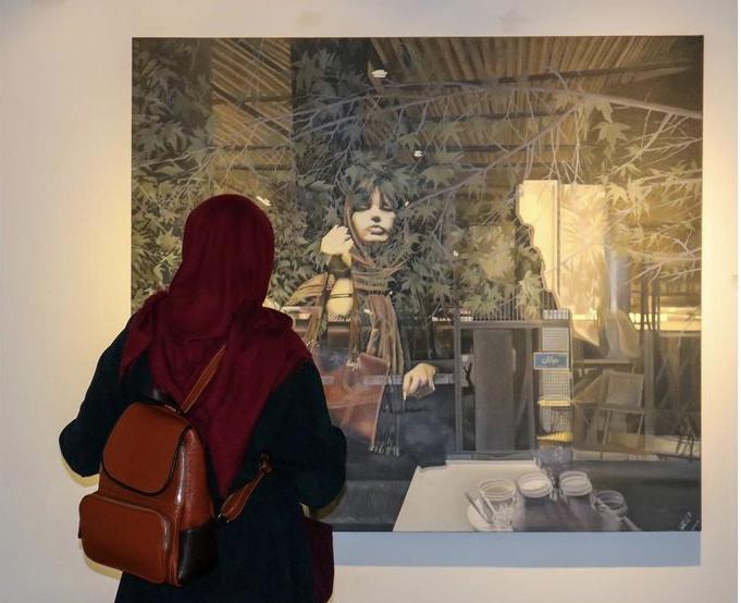 برنامه گالریهای تهران، جمعه ۲۳ مهر