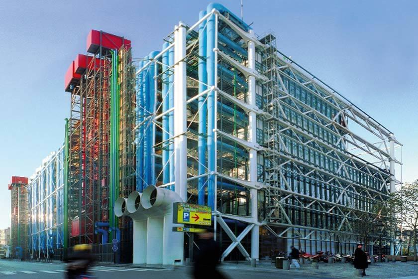 کلان سازههای مدرن در بافت تاریخی