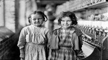 عکاسی که سرنوشت کودکان کار را تغییر داد