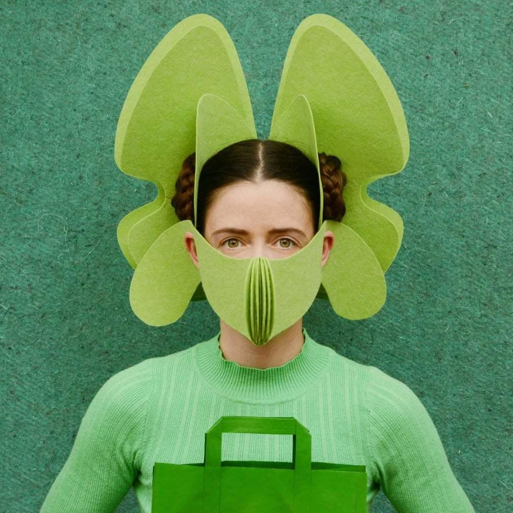 ماسکهای سورئال از هنرمندان