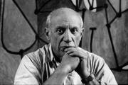 نقاشی «غذای مرد کور» پیکاسو و یک راز عجیب