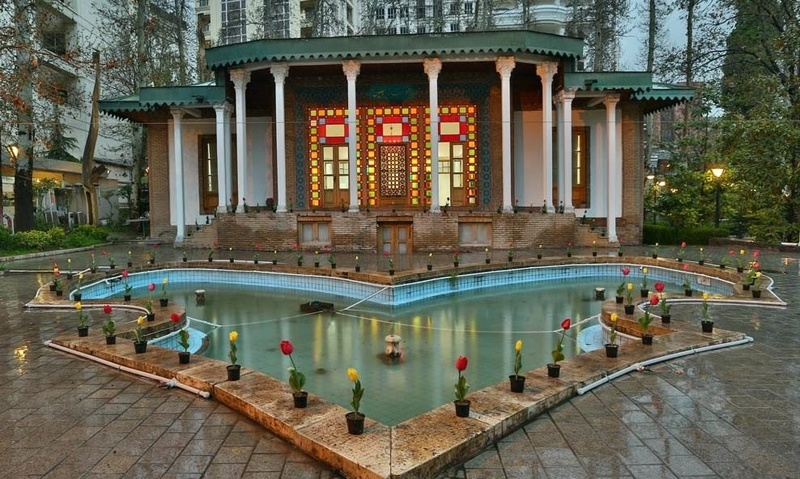 آغاز کار مدرسه هنر باغ موزه هنر ایرانی