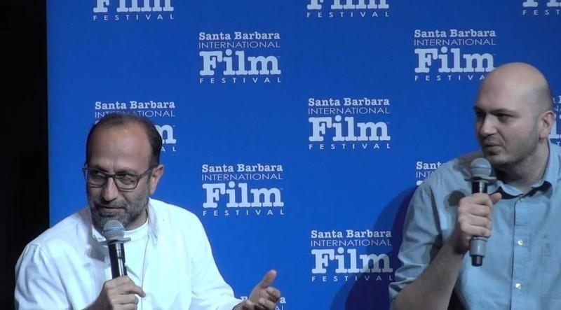 اصغر فرهادی: تراژدی مدرن جنگ بین «خوب و خوب» است
