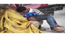 تصاویری تکان دهنده از جهان دوگانه کودکان
