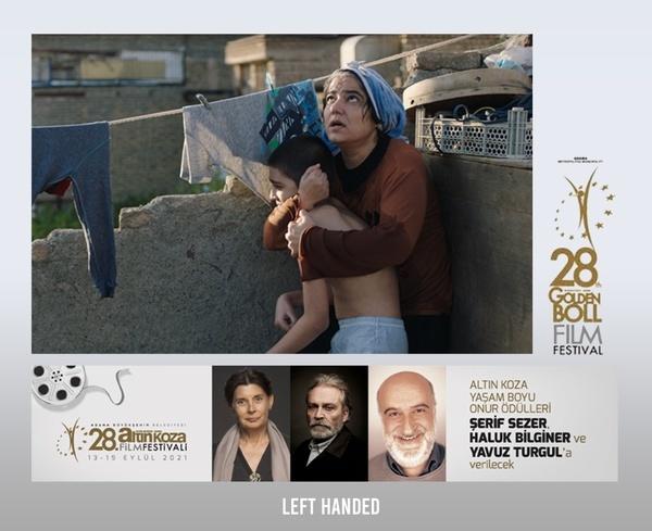 اولین حضور جهانی «چپ دست» در جشنواره جهانی «آدانا»