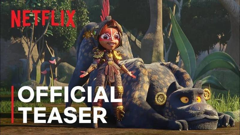 انتشار تریلر سریال انیمیشن Maya and the Three: «ارباب حلقهها»ی مکزیکی