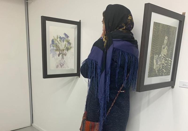 چاپ دستی امکان خرید اثر هنری برای افراد بیشتری را فراهم میکند