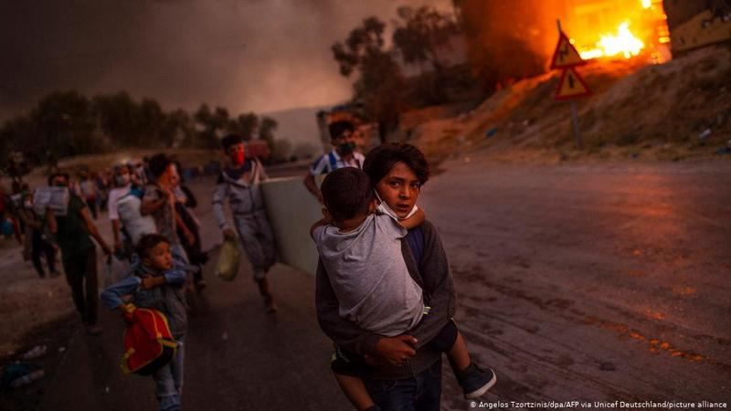 برندگان جایزه عکاسی یونیسف ۲۰۲۰