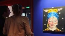 آثارهنرمند ایرانی در حراجی فرانسوی