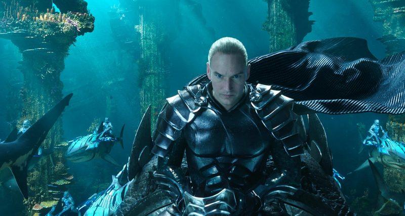 ظاهر متفاوت «پاتریک ویلسون» در تصویر پشت صحنه Aquaman 2