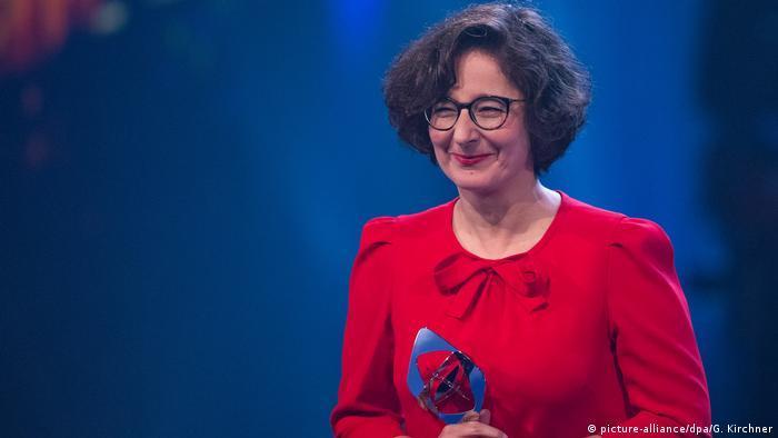 اهدای جایزه ویژه «گریمه ۲۰۲۱» به روزنامه نگار ایرانی المانی