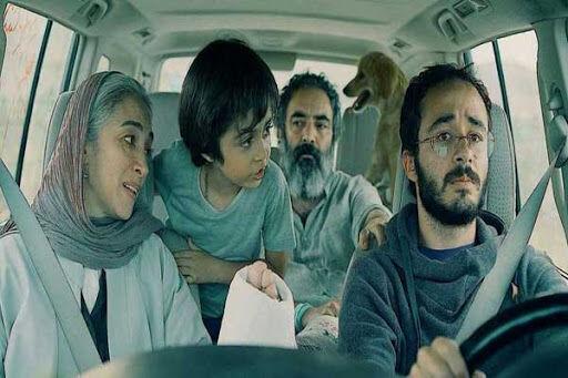 فیلم «جاده خاکی» در جشنواره فیلم کن به نمایش درمیآید