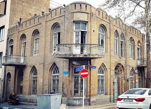 خانه متین دفتری