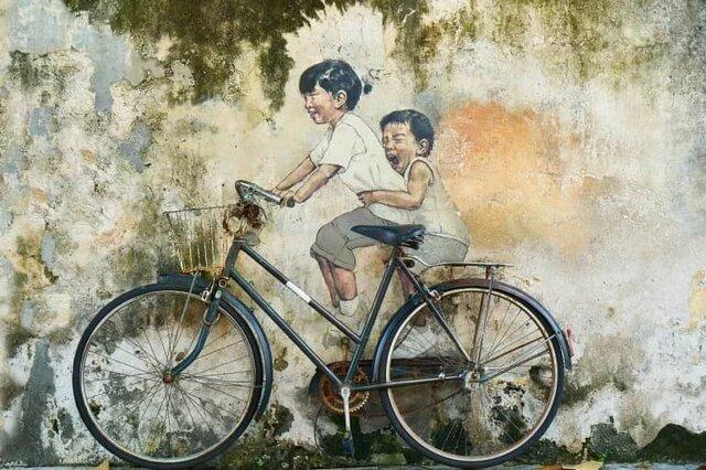 سفر با نقاشیها، بدون خروج از خانه