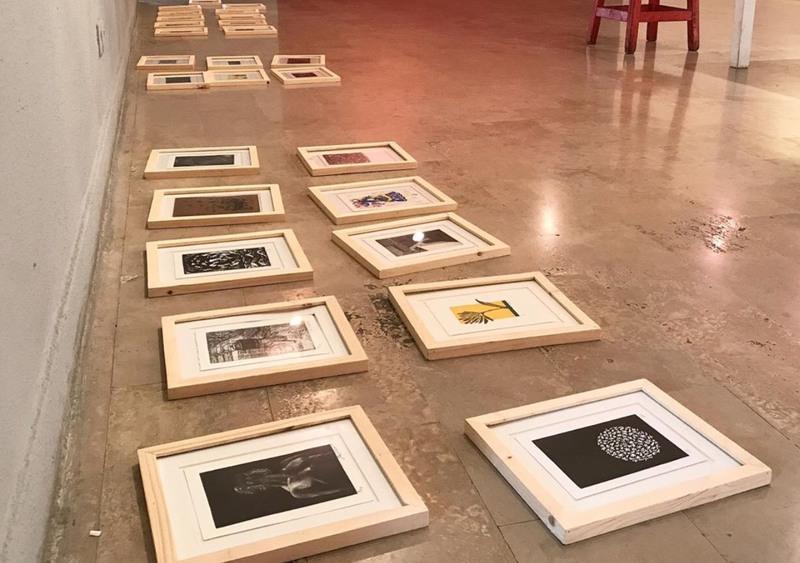 نمایشگاه هفتمین سالانه تبادل چاپ دستی افتتاح میشود