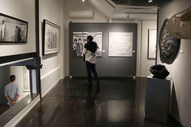از نمایشگاههای نقاشی چه خبر؟