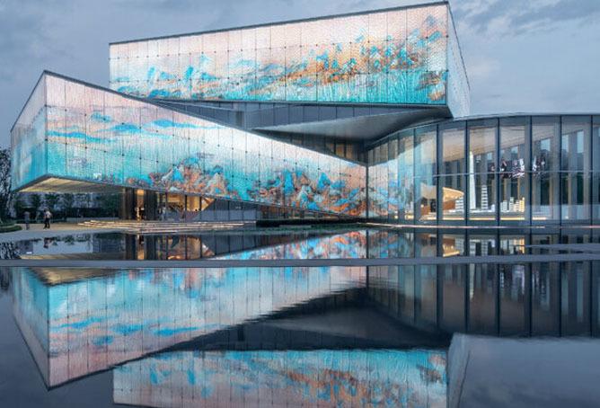 برجستهترین پروژههای معماری ۲ سال اخیر + تصاویر