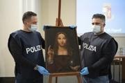 کشف کپی قیمتی از «سالواتور موندی»، گران ترین نقاشی جهان