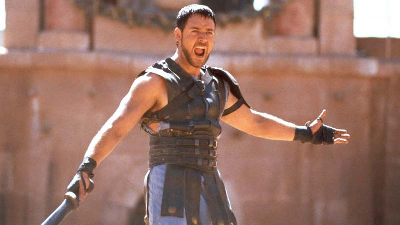 ریدلی اسکات: فیلمنامه Gladiator 2 در حال نگارش است