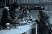 تیموری و جعفری در  فیلم سینمایی شهربانو