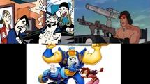 معرفی سه انیمیشن سریالی که ادامه لایو اکشنهای معروف بودند
