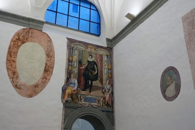 کشف نقاشیهایی از دوران رنسانس که برای سالها در گالری اوفیتزی پنهان بودند