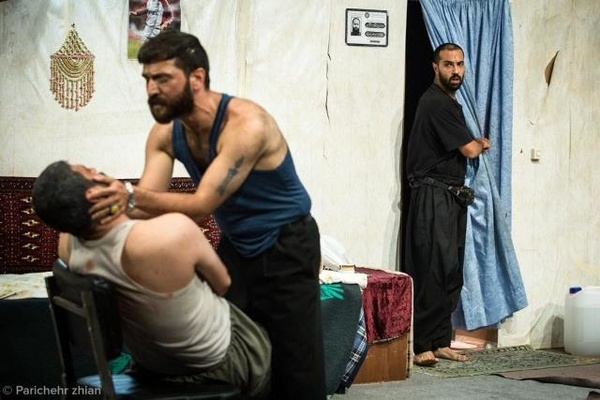 دور جدید نمایش «خاک سفید» در پردیس تئاتر شهرزاد