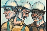 هنرمندان در کنار کارگران
