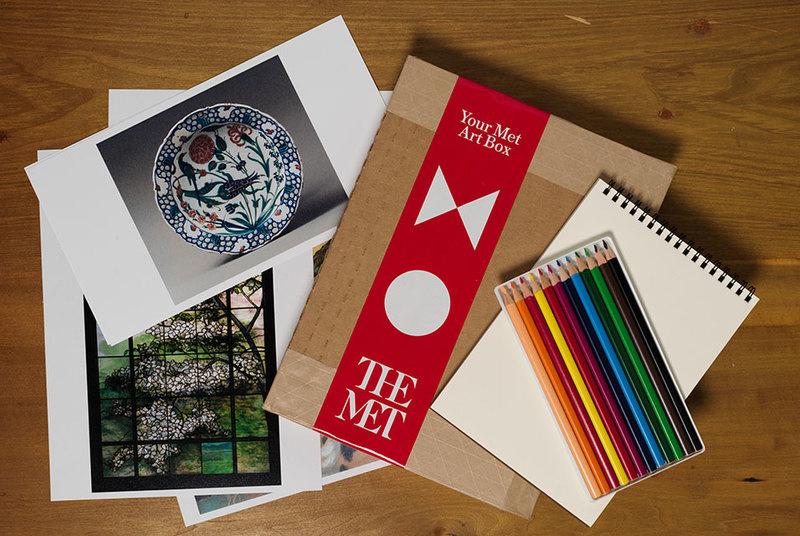 بستههایی برای ارتباط با هنر و آثار هنری برای سالمندان نیویورک