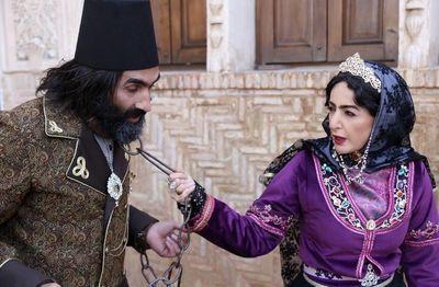 اعتراض دو بازیگر به ممیزیهای «قبله عالم»