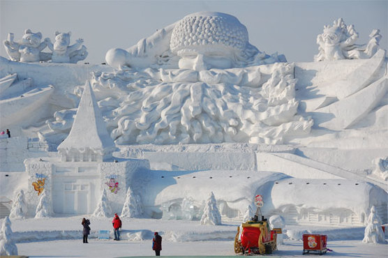 harbin-snow-festival