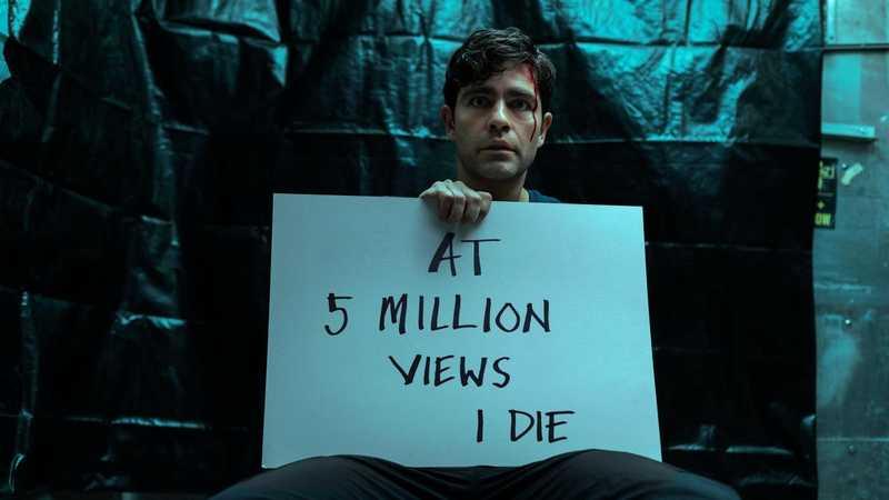 سریال Clickbait نتفلیکس به راحتی پربینندهترین عنوان هفته در شبکههای استریم ویدیو شد