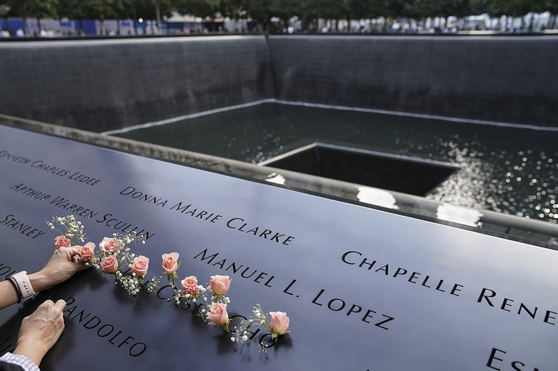 هالیوود یاد قربانیان ۱۱ سپتامبر را گرامی داشت