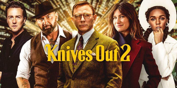 پایان فیلمبرداری Knives Out 2