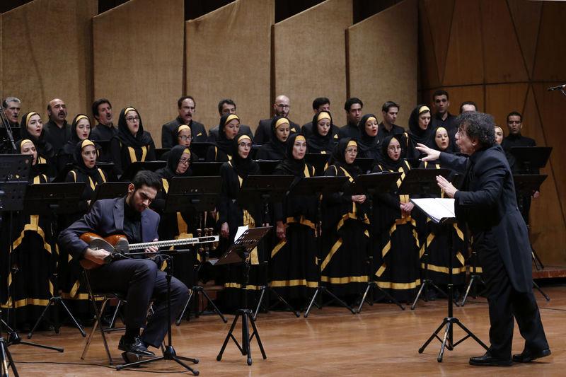 شب موسیقی ارمنی در تالار وحدت