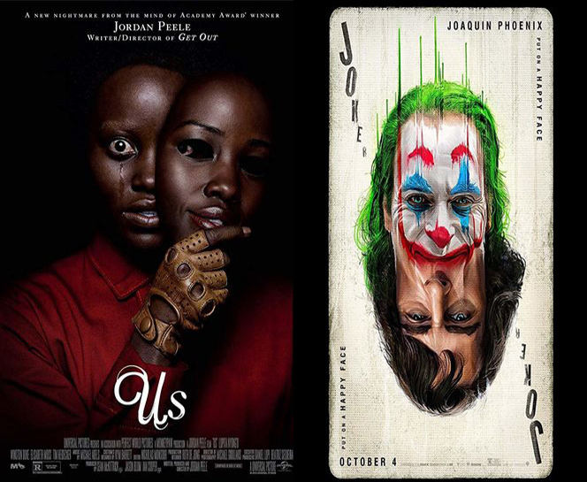 20 پوستر فیلم برتر سال 2019