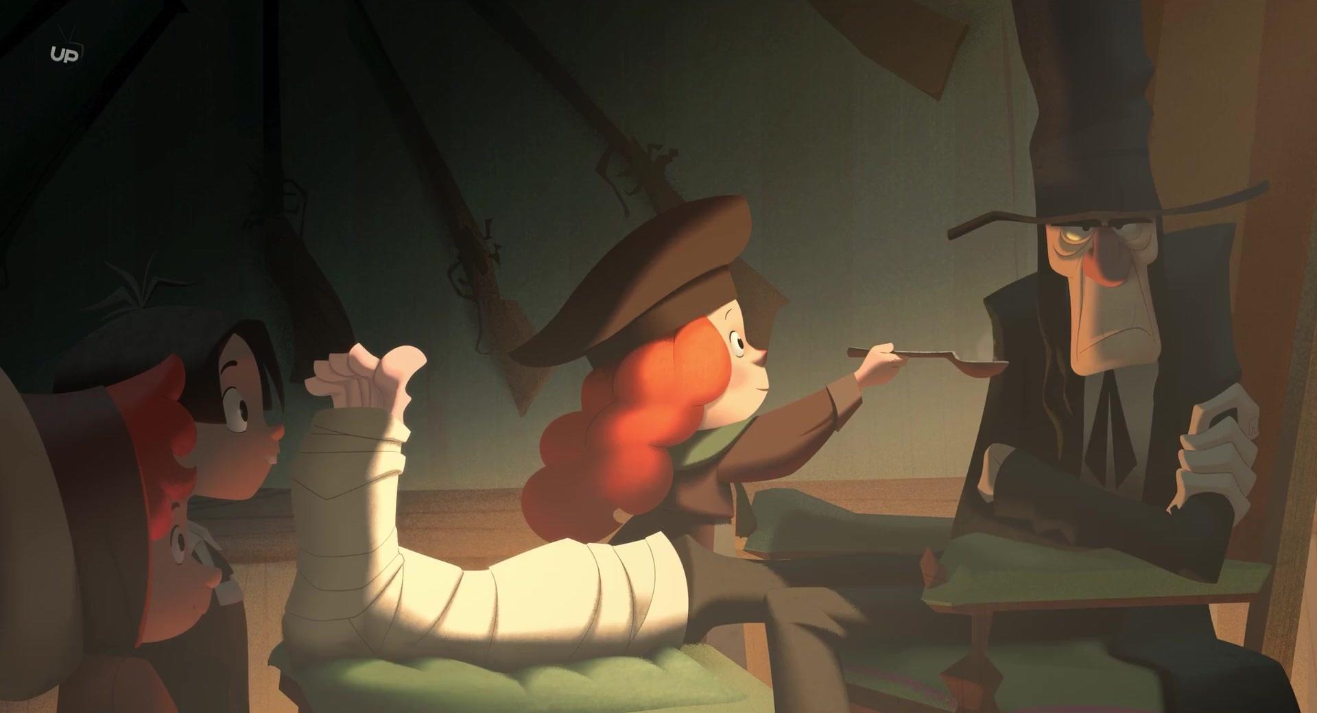 کلاوس برنده هفت جایزه شد/ من بدنم را از دست دادم بهترین انیمیشن مستقل