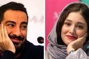 عاشقانه فرشته حسینی برای نوید محمدزاده