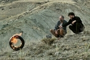 هنرنمایی متفاوت جواد عزتی در آتابای