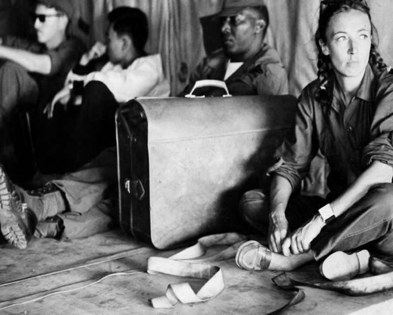 نامه یک سرباز آمریکایی به اوریانا فالاچی در جنگ ویتنام